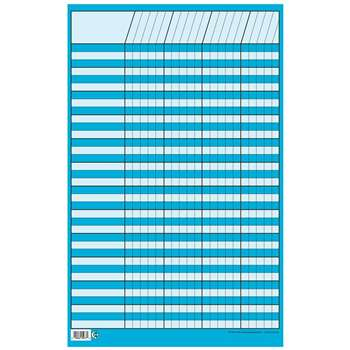 Chart Incentive Small Bright Blue By Creative Teaching Press