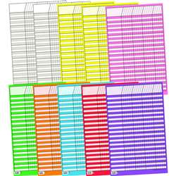 Chart Incentive Small 10-Pk 14 X 22 10 Colors By Creative Teaching Press