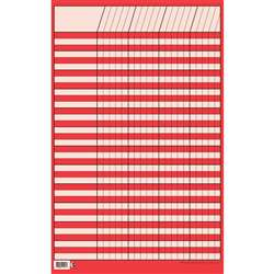 Sm Red Vertical Incentive Chart By Creative Teaching Press