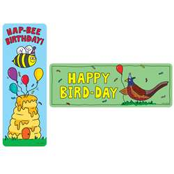 Hap-Bee Birthday Bookmarks, CTP5555