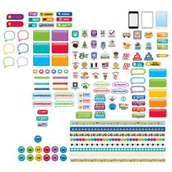 Emoji Lesson Planner Stickers, CTP6297