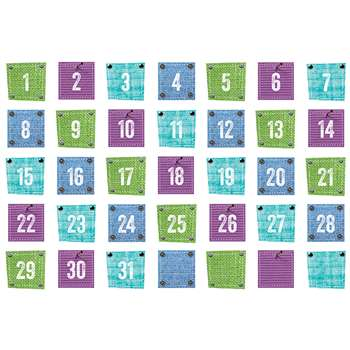 Upcycle Style Calendar Days, CTP6898
