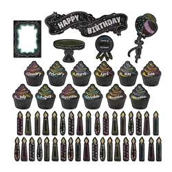 Happy Birthday Mini Bb Set - Chalk, CTP6961