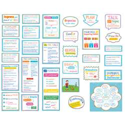 Become A Better Writer Mini Bulletin Board Set By Creative Teaching Press
