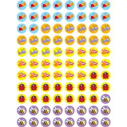 Bugs Hot Spots Stickers By Creative Teaching Press