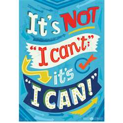 Not I Can'T Inspire U Poster, CTP8180