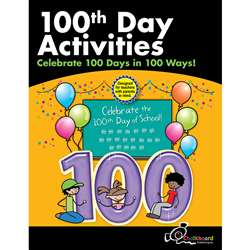 100Th Day School Activity Bk Gr K-1, CTP8199