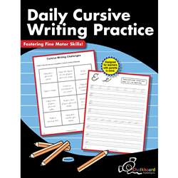 Daily Cursive Practice, CTP8206