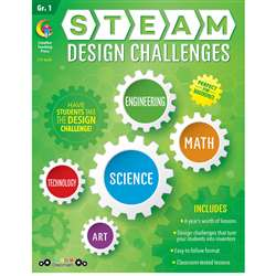 Grade 1 Steam Design Resource Book, CTP8208