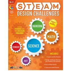 Grade 2 Steam Design Resource Book, CTP8209