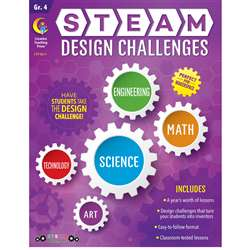 Grade 4 Steam Design Resource Book, CTP8211