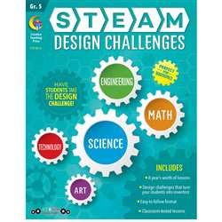 Grade 5 Steam Design Resource Book, CTP8212