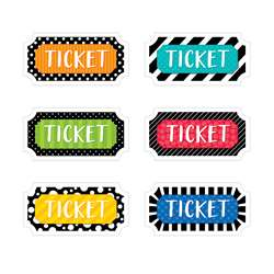 Classroom Mgmt Incentive Tickets, CTP8221