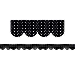 Bold Bright Swiss Dots Border, CTP8344