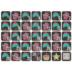 Chalk It Up December Calendar Days, CTP8511