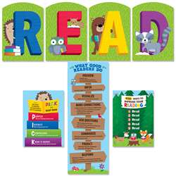 Woodland Friend Read Bulletin Board, CTP8536