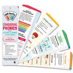 Conquering Phonics Fantastic Tips, CTP8555