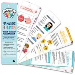 Managing Your Feelings Fantastic Tips, CTP8557