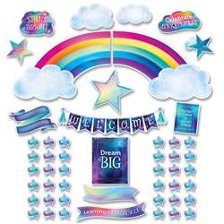 Mystical Magical Shine Bright Bulletin Board St, CTP8594