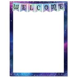 Mystical Magical Welcome Chart, CTP8627