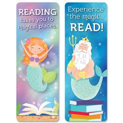 Mystical Mermaid Tales Bookmarks, CTP8645