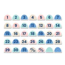 Calm & Cool Calendar Days, CTP8648