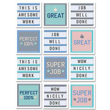 Classroom Cool Reward Stickers Calm & Cool, CTP8650