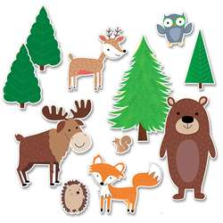 Jumbo Woodland Friends Bulletin Board St, CTP8689