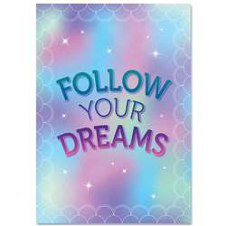 Follow Your Dreams Mystical Magical Inspire U Post, CTP8712