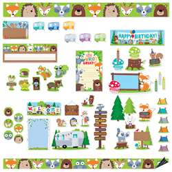 Woodland Friends Classroom Collectn, CTP8886