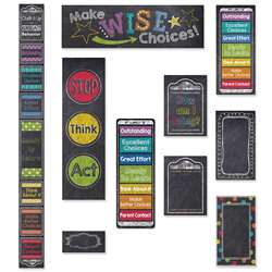 Chalk It Up Behavior Clip Chart & Desktop Clip Cha, CTP8936