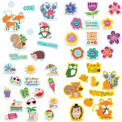 4 Seasons Sticker Pack, CTP8943