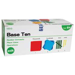Plastic Base Ten Kit, CTU10510