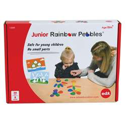 Junior Rainbow Pebbles Activity Set, CTU13209