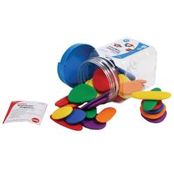 Junior Rainbow Pebbles Mini Jar, CTU13227
