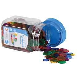 Transparent Counters Mini Jar, CTU13432