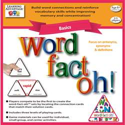 Word Fact Oh Basic Game, CTU2190