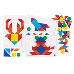 Shape Blocks Activity Set, CTU22232