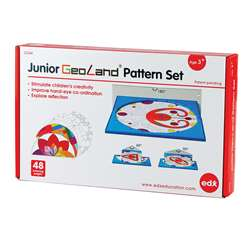 Junior Geoland Pattern Set, CTU22244