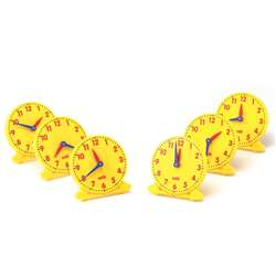 Student Clock Set Of 6, CTU25815