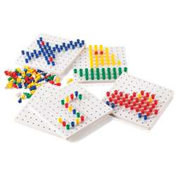 Pegs Peg Boards Set, CTU39470