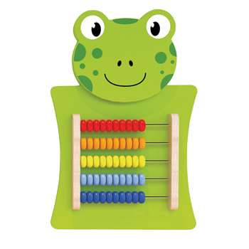 Abacus Activity Wall Panel Frog, CTU50679