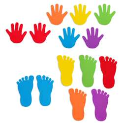 Hand And Foot Mark Set, CTU63525