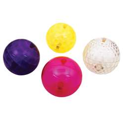 Sensory Flashing Balls Large Texture, CTU72207
