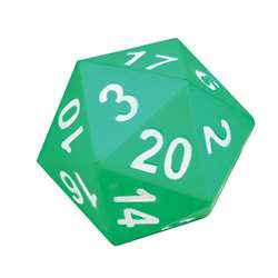 Jumbo 20 Sided Foam Die, CTU7346
