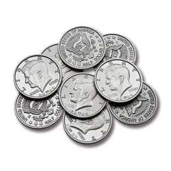 Half-Dollar Coins Set Of 50 By Learning Advantage