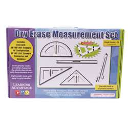 Dry Erase Magnetic Measurement Set By Learning Advantage