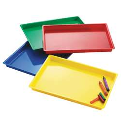 Multipurpose Tray Asst Colors 4St, CTU77040