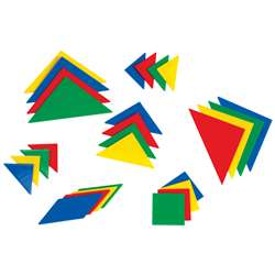 Tangrams Set Of 4 By Learning Advantage