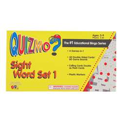 Quizmo Sight Word Set 1 By Learning Advantage